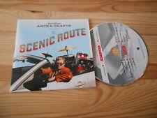 CD Jazz Matt Wilson Arts & Craft - Scenic Route (10 Song) Promo PALMETTO Presski