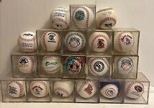 Vintage Mid-90's Minor League Baseball Rawlings Logo Ball Fotoball - You Pick