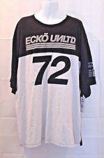 NWT Ecko Unltd #72 Hiphop Streetwear T-Shirt Jersey MSRP $40 4XB