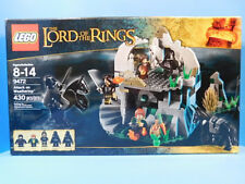 Lego Lord of the Rings 9472 Attack on Weathertop  New Imperfect Box L2