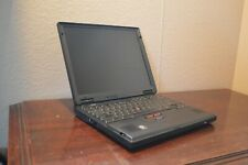 IBM 600E Windows 98 Vintage Laptop Untested For Parts