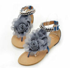 Unbranded Women's Sandals & Beach Shoes in Floral Pattern