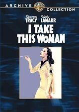 I TAKE THIS WOMAN - (B&W) (1940 Spencer Tracy) Region Free DVD - Sealed