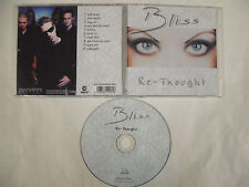 BLISS  Re-Thought  CD