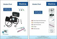 80%OFF SALE MEDICAL Essential BLACK Stethoscope Sphygmomanometer CE Approval