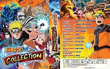 ANIME DVD~ENGLISH DUBBED~Naruto The Movie 1-11~All region FREE SHIPPING+GIFT