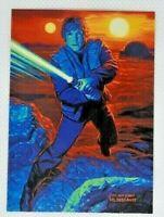 6 Of 6 C89 Card Star Wars SOTE #100 Lucasarts