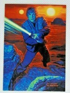 "1996 Star Wars: Shadows of the Empire ""LUKE SKYWALKER"" #SOTE3"