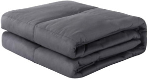 Weighted Blanket Adult 2kg -5kg Heavy Blanket Premium Cotton Relaxation for Sale