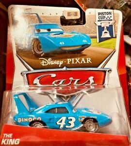 THE KING #43 DISNEY PIXAR CARS  Rare