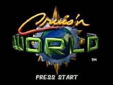 Cruis'n World Cruisin - Nintendo N64 Game