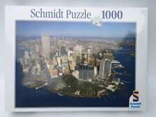 SCHMIDT 1000 pcs Jigsaw Puzzle - New York Manhattan 57212