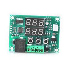 Digital Dual Display LED Cycle Timing Delay Clock Controller Timer Relay Module