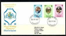 Royalty First Day Cover Dominican Stamps (1967-Now)