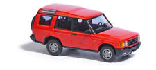 1/87 Busch Land Rover Discovery rot 51900 1:87