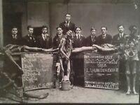 Antique Post Mortem Autopsy Photo 109 Oddleys Strange & Bizarre