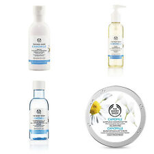 Body Shop CAMOMILE Skincare ◈ Gentle Soothing And Purifying Power Of Nature