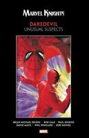Marvel Knights Daredevil : Unusual Suspects, Paperback by Bendis, Brian Micha...