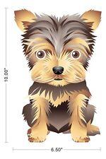 Animal Puppy Dog Kid children Wall Decal Sticker ~0136