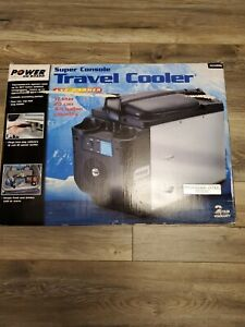 Power On Board Console Travel Cooler