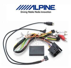 Alpine APF-D100AU ECU Comandos Volante - Conector Iso > Audi Tt A3 A4 A6