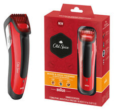 Braun Old Spice Beard & Head Trimmer-Trimmer-Detailer For Men Brand New