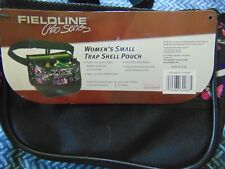 Nwt Fieldline Pro Series Women's Small Trap Shell Pouch - Muddy Girl Camouflage