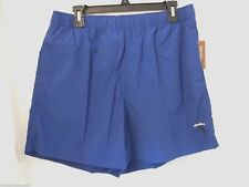 Caribbean Size Small Bathing Shorts Blue New Mens Swimwear Bathingsuit