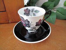 Royal Albert MASQUERADE Demitasse Cup and Saucer