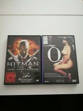 DVDs Bundle Hitman + Geschichte der O