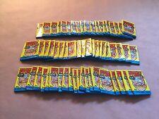 Desert Storm Trading Cards Lot Of 59 Loose Packs