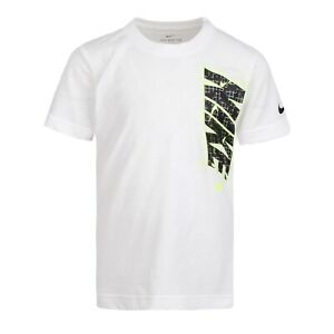 NIKE T-Shirt Electric Grid 86H416-001 White Mod. 86H16-001