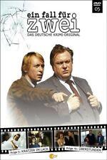 """EIN FALL FÜR ZWEI """"DVD 5: ÜBERSTUNDEN/...""""DVD NEU"""