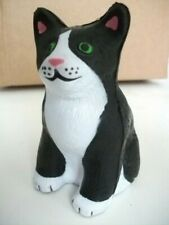UNIQUE NOVELTY CAT SHAPED STRESS RELIEF RELAXATION SQUEEZIE TOY GIFT NEW