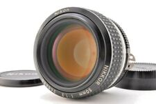 [Nuovo di zecca] NIKON Nikkor Ai-S AIS 50mm f/1.2 MF Obiettivo standard per F Mount Giappone #1722