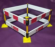 More details for 1:12th scale safety barrier set. with