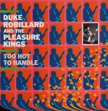 Duke Robillard(Vinyl LP)Too Hot To Handle-Demon-FIEND 48-UK-1985-Ex/Ex+