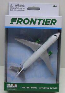 DARON Airplane Frontier Airline RLT7594-1