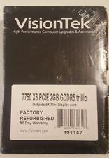 Visiontek Radeon 7750 X6 PCI Express 2GB GDDR5