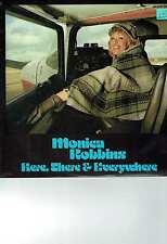 MONICA ROBBINS LP ALBUM HER THERE & EVERYWHERE