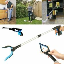 Foldable Litter Reachers Pickers Pick Up Tools Gripper Extender Grabbers Garbage