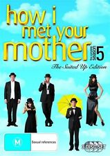 How I Met Your Mother : Season 5 [3 DVDSet] Region 4, LIKE NEW, FREE Post...8551