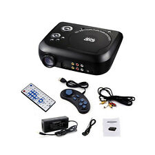 Multimedia Home Theater Projectors LED DVD Projector MP4/Game/USB/SD/AV/TV Audio