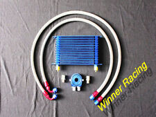 50mm13 row AN-10/AN10 engine transmission oil cooler hose filter relocation kits