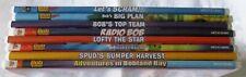 Bob The Builder -Bob's Tool-Box (DVD, 2011, 10-Disc Set, Box Set) - BOX EXCLUDED