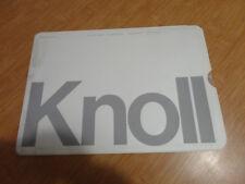 publicite outils knoll design
