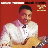 Lowell Fulson - Black Nights [New CD] UK - Import