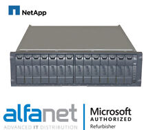 DAE NetApp DS14MK4 FC Expansion Enclosure w/ 2xESH4 Controllers / 2xPSU