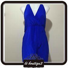 WISH Viva Cobalt Dress RRP $185.95  Size 10 ( 16 E )