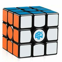Gans puzzle GAN356 Air SM - Magnetic Positioning System -  Speed Cube - Black